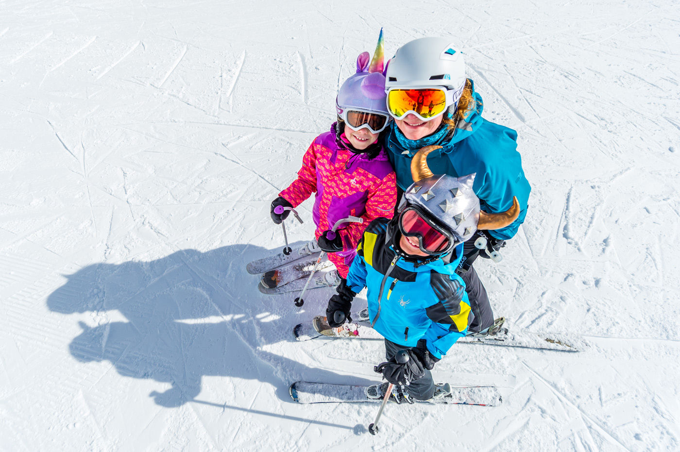 Enjoy one of the many winter activities at Big White Ski Resort when you Stay Ski and Play from the Comfort Suites hotel in Kelowna.
